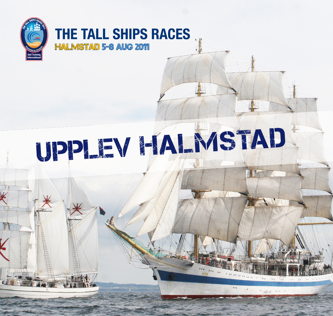 Annons Tall ship