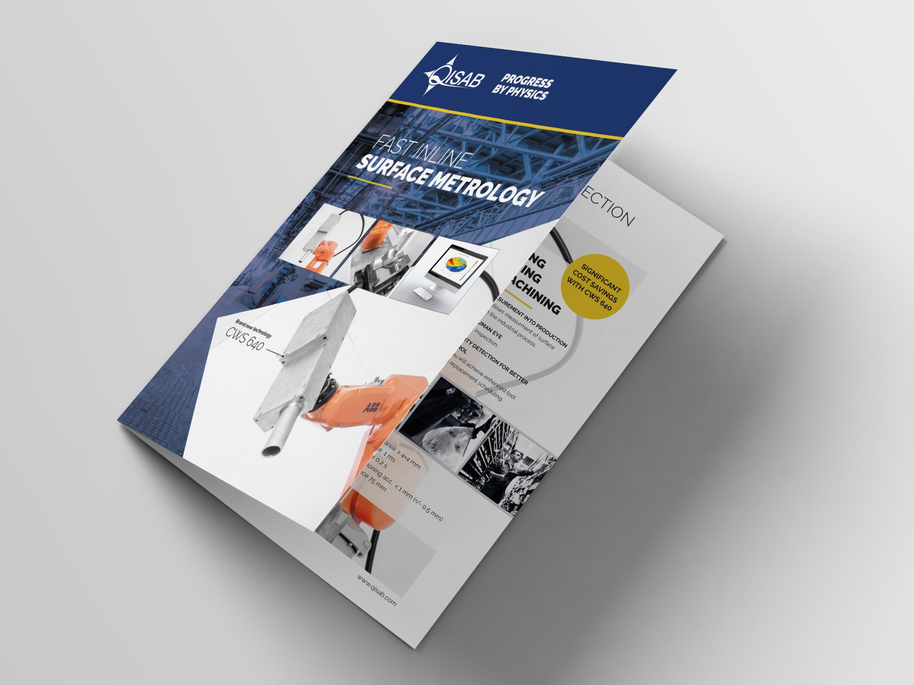 Qisab -Ett svenskt innovativt företag som bygger varumärke i Europa